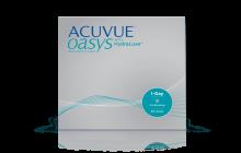 ACUVUE® OASYS 1-Day с технологией увлажнения HydraLuxe®