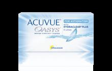ЛИНЗЫ ЧАСТОЙ ПЛАНОВОЙ ЗАМЕНЫ контактные линзы ACUVUE OASYS® for ASTIGMATISM с технологией HYDRACLEAR® PLUS
