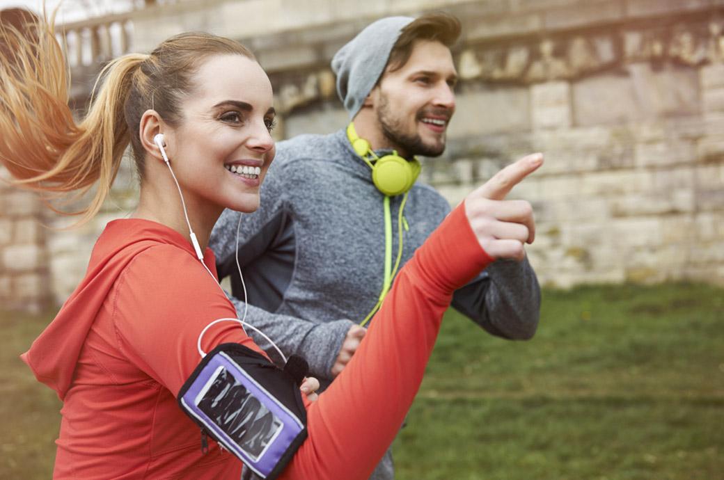 Контактные линзы не мешают вести активный образ жизни